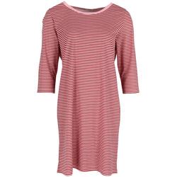 Mey Nachthemd 3/4 Ärmel soft rose, Gr. 38, Baumwolle - Damen Nachthemd