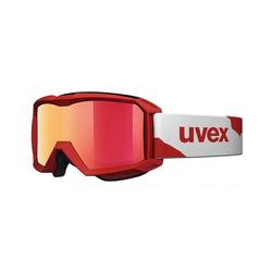 Uvex Skibrille Skibrille flizz LM red mat dl/mir red