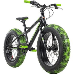 KS Cycling Fatbike 20'' Crusher 6217