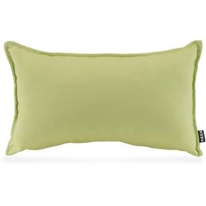 H.O.C.K. Caribe Outdoor Kissen 50x30cm wasserabweisend / lichtecht für den Garten (50x30cm, Grün)
