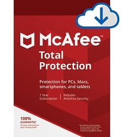 McAfee Total Protection 2018 ESD DE Win Mac Android iOS