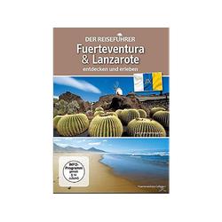 Fuerteventura & Lanzarote: Der Reiseführer DVD
