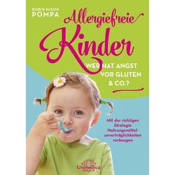 Allergiefreie Kinder als Buch von Robin Nixon Pompa