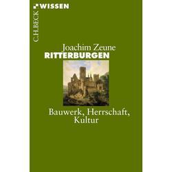 Ritterburgen: Taschenbuch von Joachim Zeune