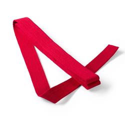 PRYM Gurtband für Taschen, 30mm, rot, 3m, 100% Baumwolle, Bänder & Borten, Gurtbänder