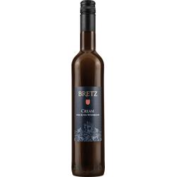Ernst Bretz Cream-Likör vom alten Weinbrand 17% vol. 0,5l