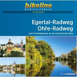 Egertal-Radweg . Ohre-Radweg 1 : 50 000 als Buch von