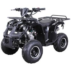 Midiquad Miniquad ATV S-8 125 cc Quad Pocket Bike Kinderquad Benzin Pocketquad (Blau)
