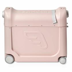 JetKids BedBox 4-Rollen Kindertrolley 36 cm pink
