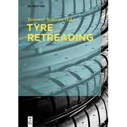 Tyre Retreading als Buch von