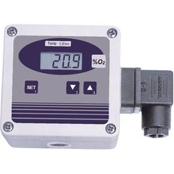 Greisinger Oxy 3690 Sauerstoff-Messgerät 0 - 100% Externer Sensor, Sauerstoff-Messgerät, mit Tempe