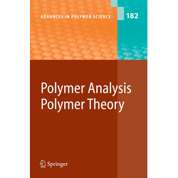 Polymer Analysis/Polymer Theory: eBook von