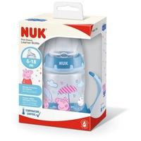 NUK Babyflasche Peppa Pig Trinklernflasche,150ml,6-18 Monate bunt