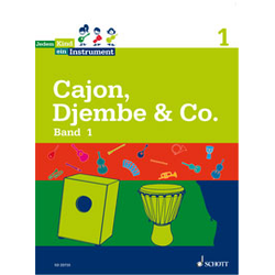 Cajon, Djembe & Co. - Band 1