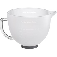 KitchenAid 5K5FGB Milchglasschüssel