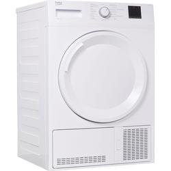 Kondenstrockner DCU 8230 N, 8 kg, Trockner, 64849355-0 weiß weiß