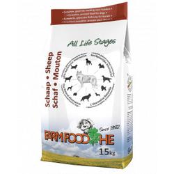Farm Food HE Hundefutter mit Schaf 4 kg