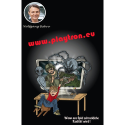 www.playtron.eu als Buch von Wolfgang Bahro