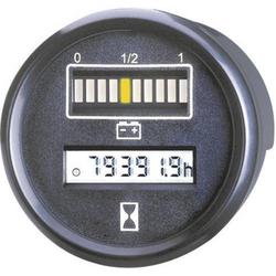 Bauser Batterie- und Zeit-Controller 830.1 24V 0 - 99999.9h