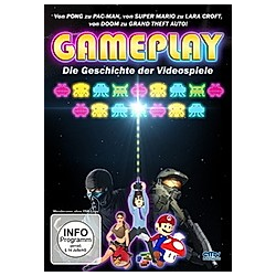 Gameplay - DVD  Filme