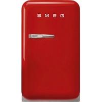 Smeg FAB5RRD5 Kühlschrank Freistehend 34 l D Rot
