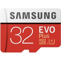 Samsung microSDHC EVO Plus 32GB Class 10 95MB/s UHS-I + SD-Adapter