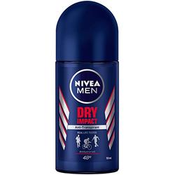 Nivea for Men Deo Dry Impact Roll On 48h Anti-Transpirant-Schutz 50ml