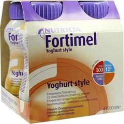 FORTIMEL Yoghurt Style Pfirsich Orangegeschmack 800 ml