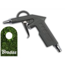 Druckluftpistole Ausblaspistole für Kompressor Düse 30mm Druckluft Reinigungspistole Luftpistole STG15 Bradas 1390