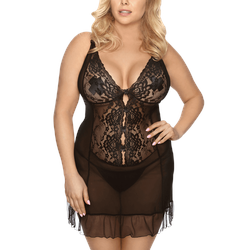 Negligee Plus Size