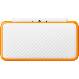 Nintendo New Nintendo 2DS XL weiß / orange