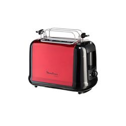 Moulinex Toaster  LT 261D ¦ rot ¦ Maße (cm): B: 17,3 H: 20 T: 32,5
