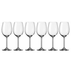 LEONARDO Rotweinglas 460 ml Daily,  6-teilig