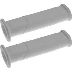 BigDean Schubkarre 2x Schubkarrengriffe Oval 35mm Kunststoff Karrengriff Schiebkarre Schubkarrengriffe Sackkarre