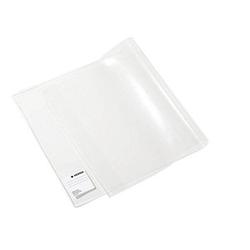 10 HERMA Buchumschläge BASIC transparent