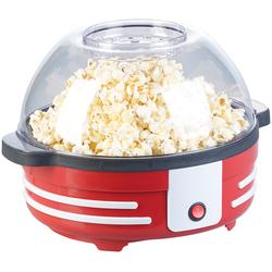 Retro-Popcorn-Maschine mit Rührwerk und Antihaftbeschichtung, 850 Watt