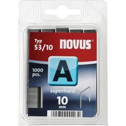 Novus Klammer A 53/10 mm 1000 STK  042-0357