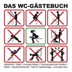 Das WC-Gästebuch