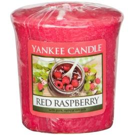 Yankee Candle Red Raspberry Votivkerze 49 g