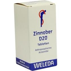ZINNOBER D 20 Tabletten 80 St