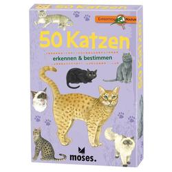 Expedition Natur 50 Katzen