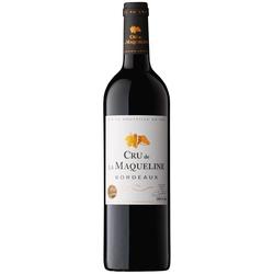 Cru de la Maqueline Bordeaux AOC