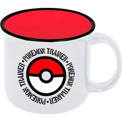 Becher Pokemon Becher Trainer Pokeball (400 ml)