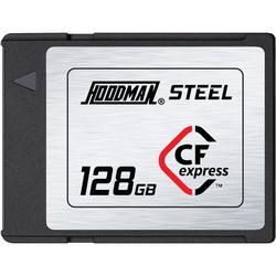 HOODMAN CFexpress Card 128GB 1700/1400MB/s