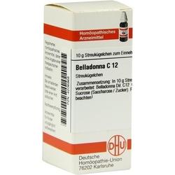 BELLADONNA C 12 Globuli 10 g