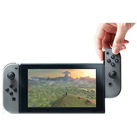 Nintendo Switch grau + Mario Kart 8 Deluxe