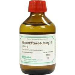 WASSERSTOFFPEROXID Lösung 3% 200 g