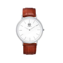 AIBI Armbanduhr in eleganter Optik braun