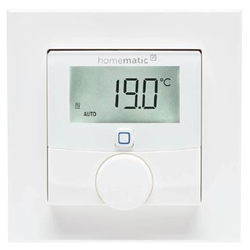 Homematic IP Wandthermostat weiß