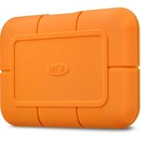 LaCie Rugged 2 TB USB 3.1 orange